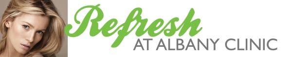 refresh at albany clinic